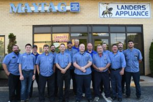 Glen Burnie, MD refrigerator repair services Landers Appliance
