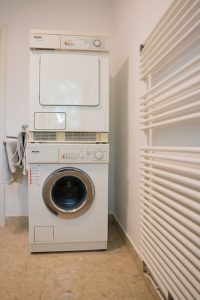 Stacking a Washer and Dryer